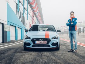 Ver foto 3 de Hyundai i30 N Thierry Neuville Limited Edition 2017