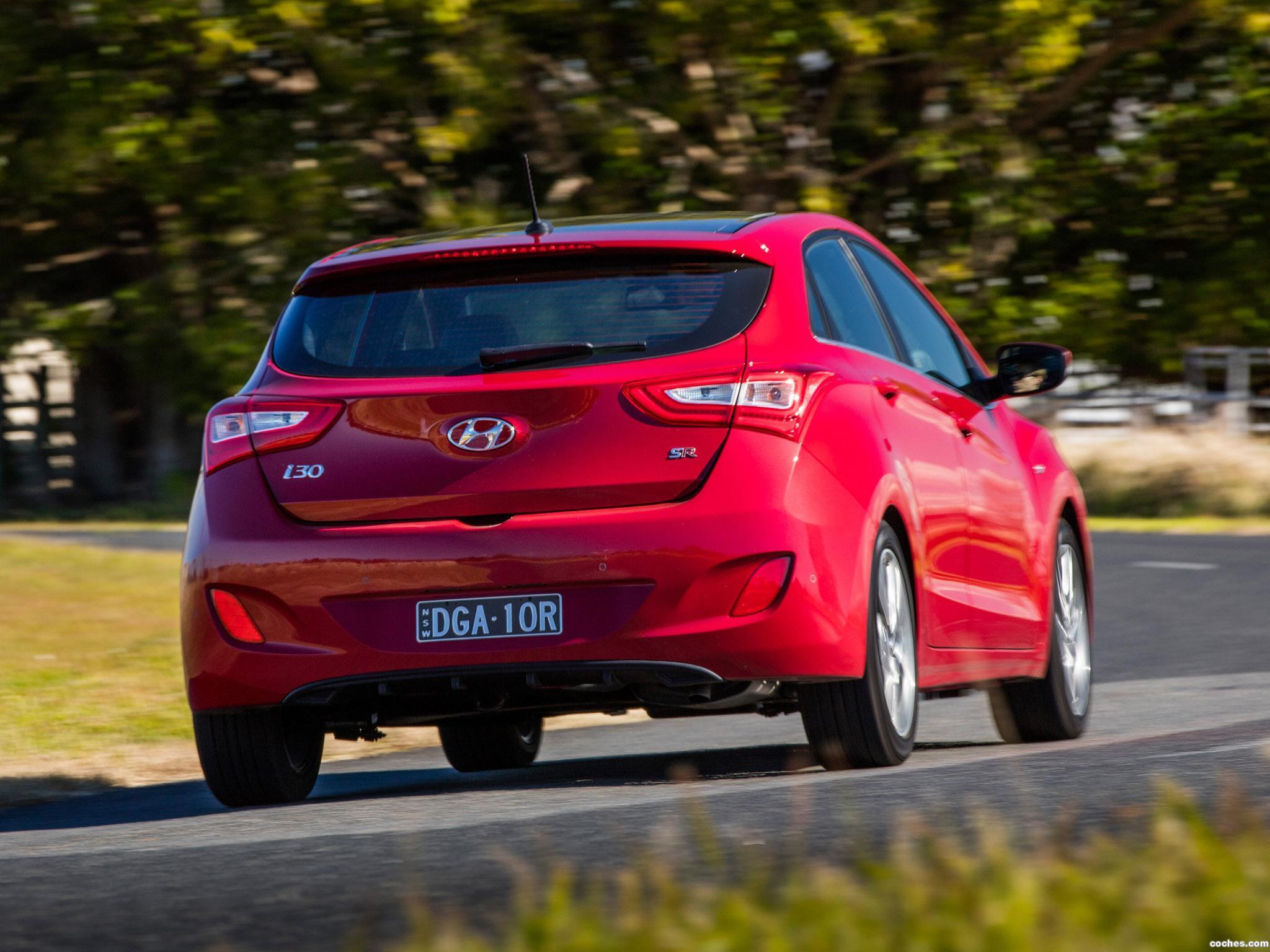 Foto 17 de Hyundai i30 SR 2016