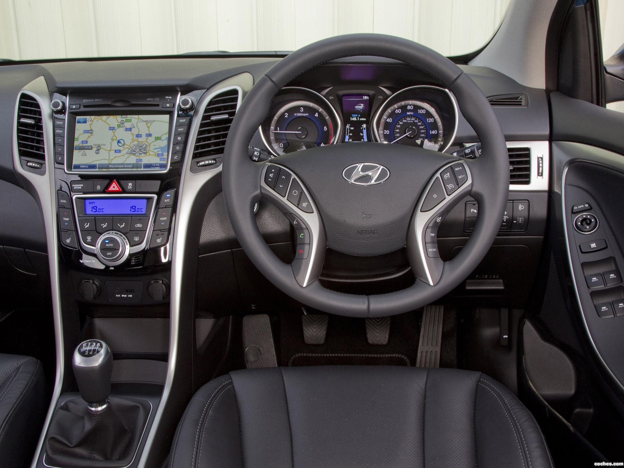 Foto 12 de Hyundai I30 Wagon UK 2012