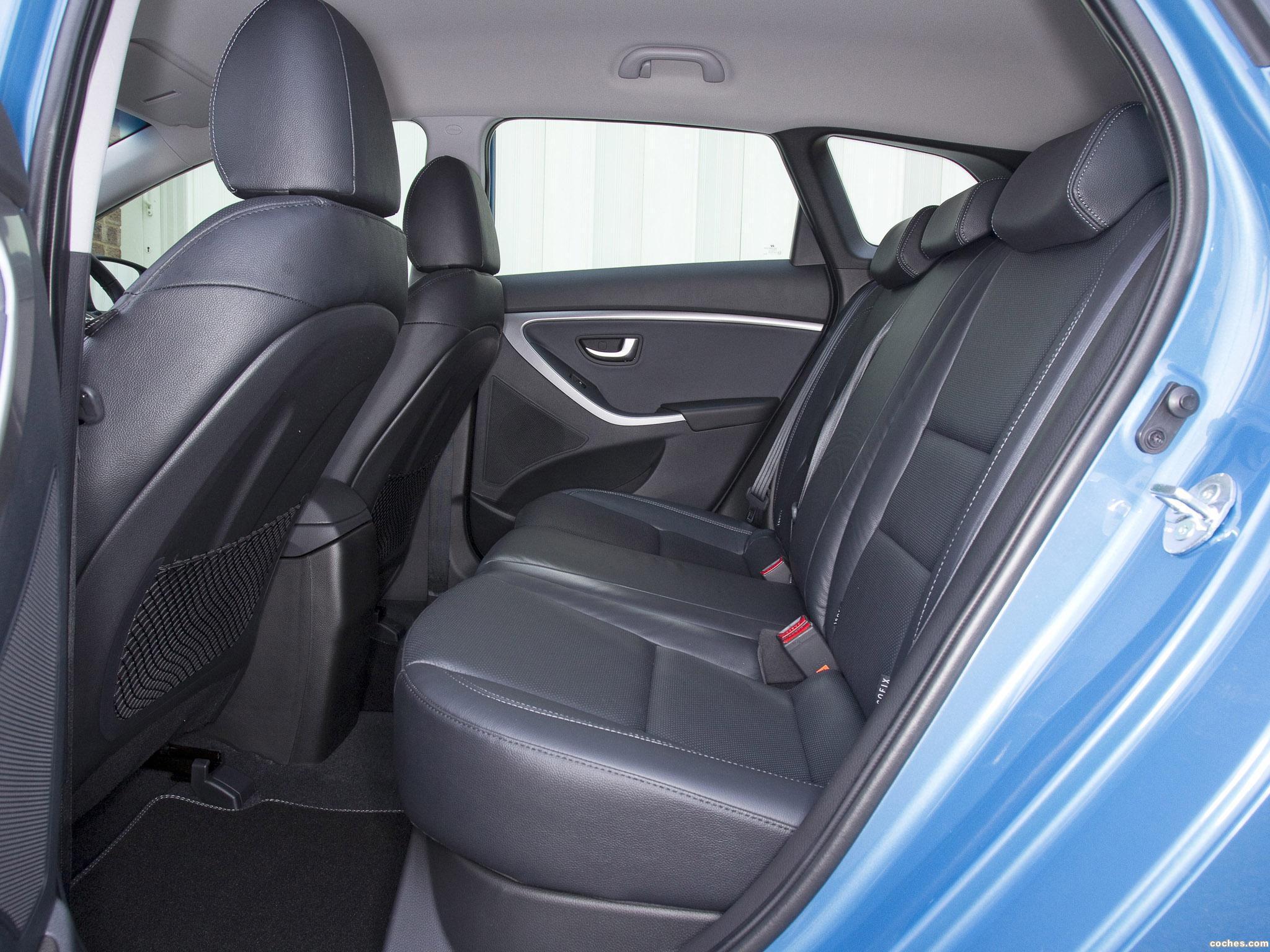 Foto 10 de Hyundai I30 Wagon UK 2012