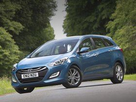 Ver foto 3 de Hyundai I30 Wagon UK 2012