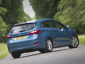 Ver foto 2 de Hyundai I30 Wagon UK 2012