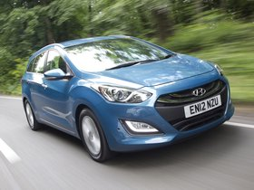 Fotos de Hyundai I30 Wagon UK 2012