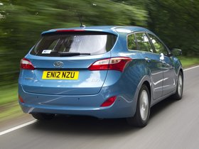 Ver foto 8 de Hyundai I30 Wagon UK 2012