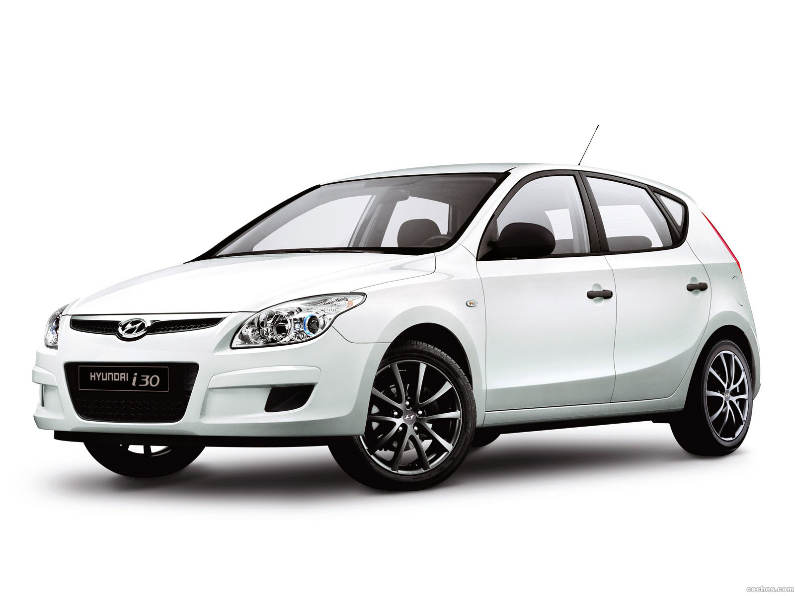 Foto 0 de Hyundai i30 White Edition 2008