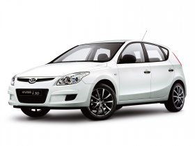 Fotos de Hyundai i30 White Edition 2008
