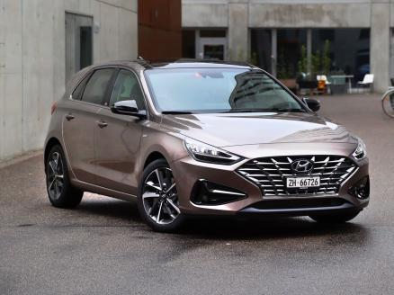 Hyundai i30 1.5 Dpi Essence 110