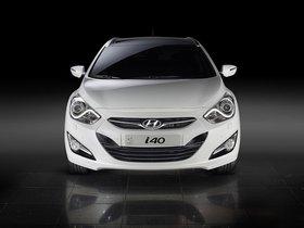 Ver foto 10 de Hyundai i40 CW 2011