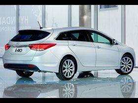Ver foto 19 de Hyundai i40 CW 2011