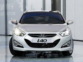 Ver foto 18 de Hyundai i40 CW 2011