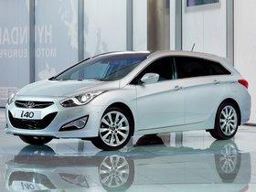 Ver foto 16 de Hyundai i40 CW 2011