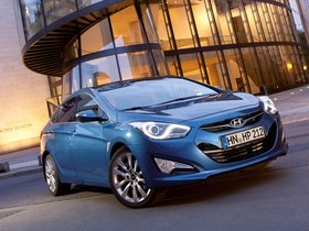Fotos de Hyundai i40 Sedan 2011