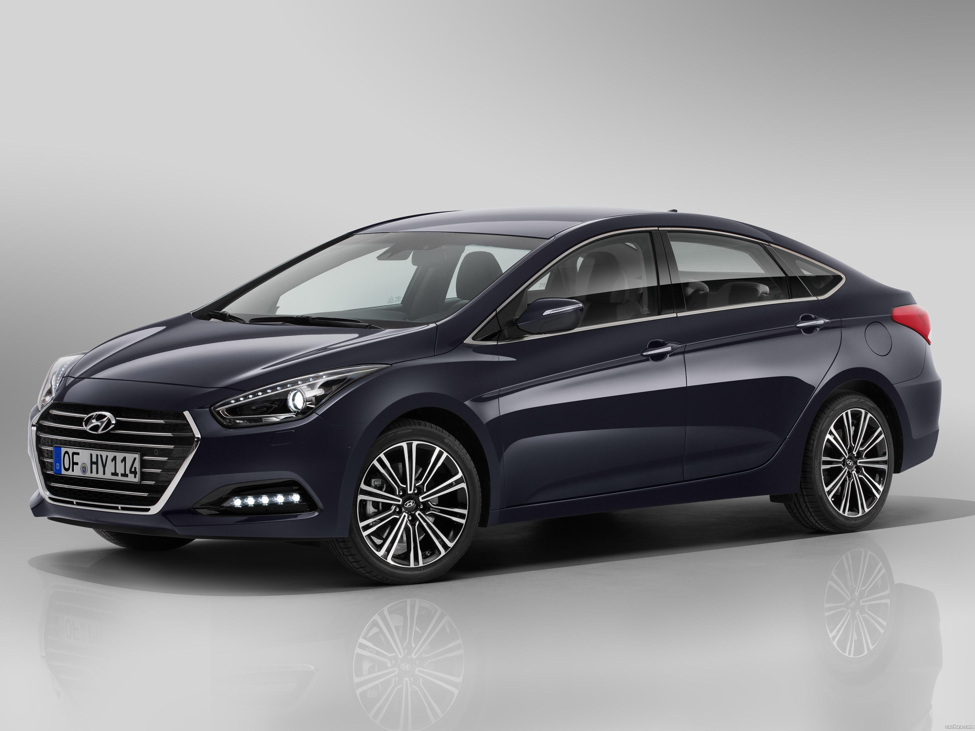 Foto 0 de Hyundai i40 Sedan 2015