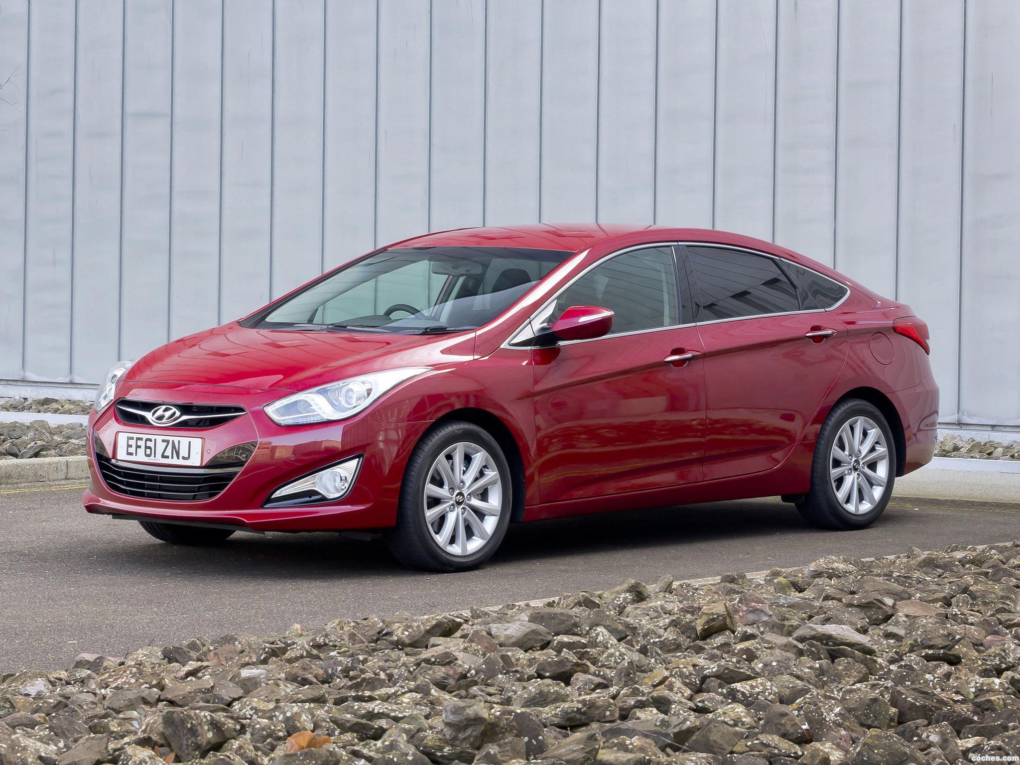 Foto 6 de Hyundai i40 Sedan UK 2012