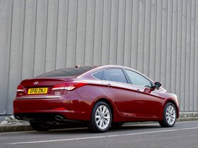 Ver foto 2 de Hyundai i40 Sedan UK 2012