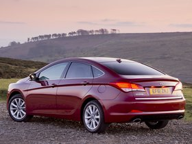 Ver foto 8 de Hyundai i40 Sedan UK 2012
