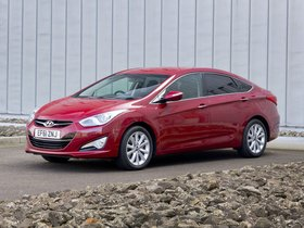 Ver foto 7 de Hyundai i40 Sedan UK 2012