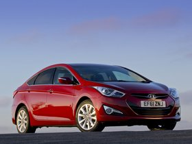 Ver foto 4 de Hyundai i40 Sedan UK 2012