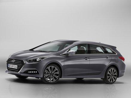 Hyundai I40 Cw 1.7crdi Bd Ss Klass 115