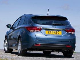 Ver foto 11 de Hyundai i40 Wagon CRDi Blue UK 2011
