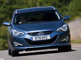 Ver foto 9 de Hyundai i40 Wagon CRDi Blue UK 2011