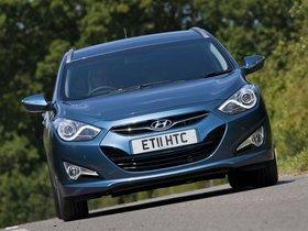 Ver foto 8 de Hyundai i40 Wagon CRDi Blue UK 2011
