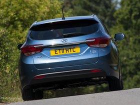 Ver foto 7 de Hyundai i40 Wagon CRDi Blue UK 2011