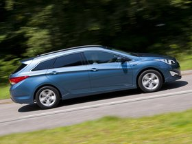 Ver foto 5 de Hyundai i40 Wagon CRDi Blue UK 2011