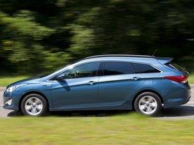 Ver foto 4 de Hyundai i40 Wagon CRDi Blue UK 2011