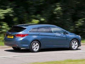 Ver foto 3 de Hyundai i40 Wagon CRDi Blue UK 2011