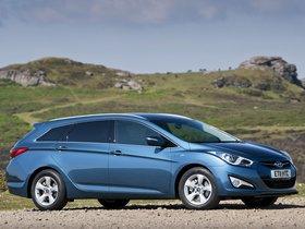 Ver foto 2 de Hyundai i40 Wagon CRDi Blue UK 2011