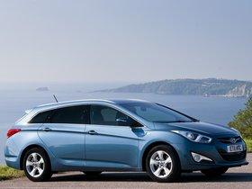Ver foto 16 de Hyundai i40 Wagon CRDi Blue UK 2011