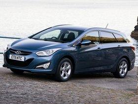 Ver foto 14 de Hyundai i40 Wagon CRDi Blue UK 2011