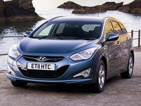 Ver foto 13 de Hyundai i40 Wagon CRDi Blue UK 2011