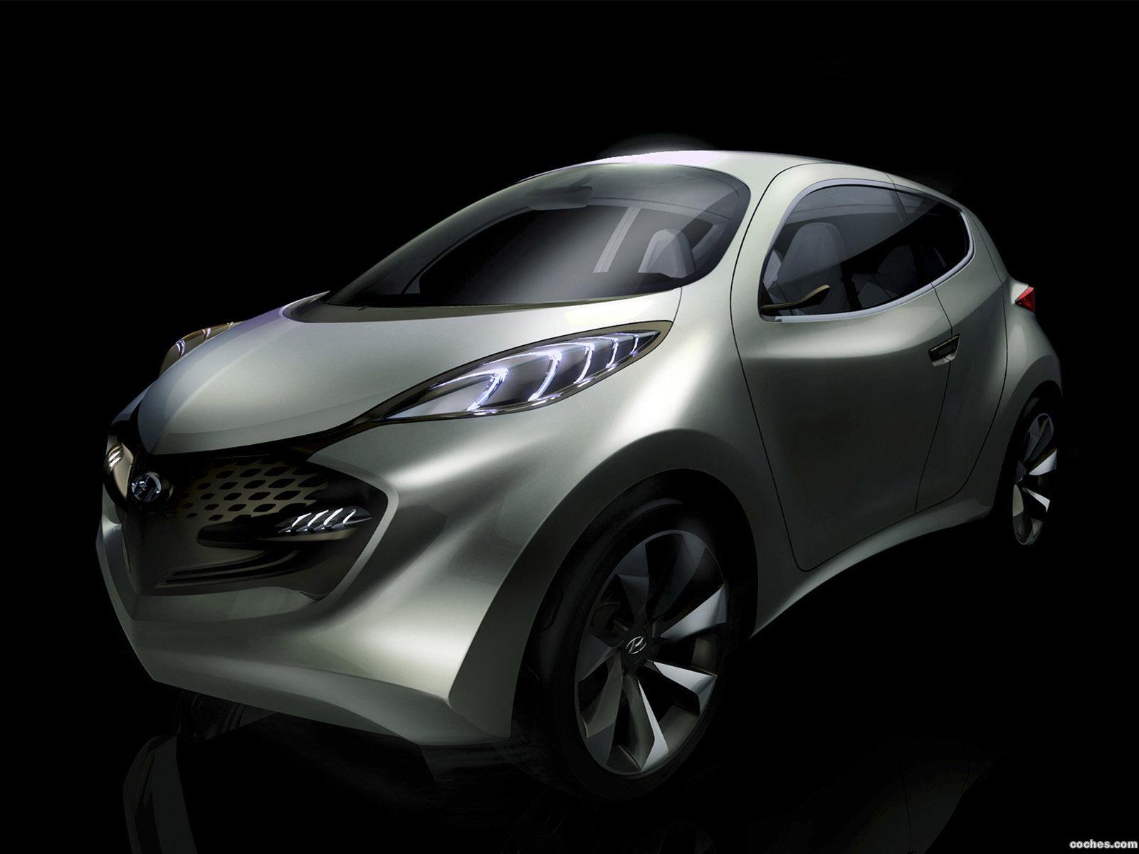 Foto 0 de Hyundai iX Metro Concept 2009