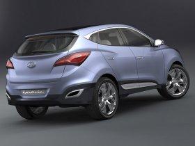 Ver foto 2 de Hyundai ix-onic Concept 2009