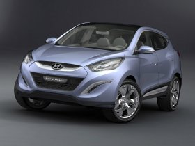 Ver foto 1 de Hyundai ix-onic Concept 2009