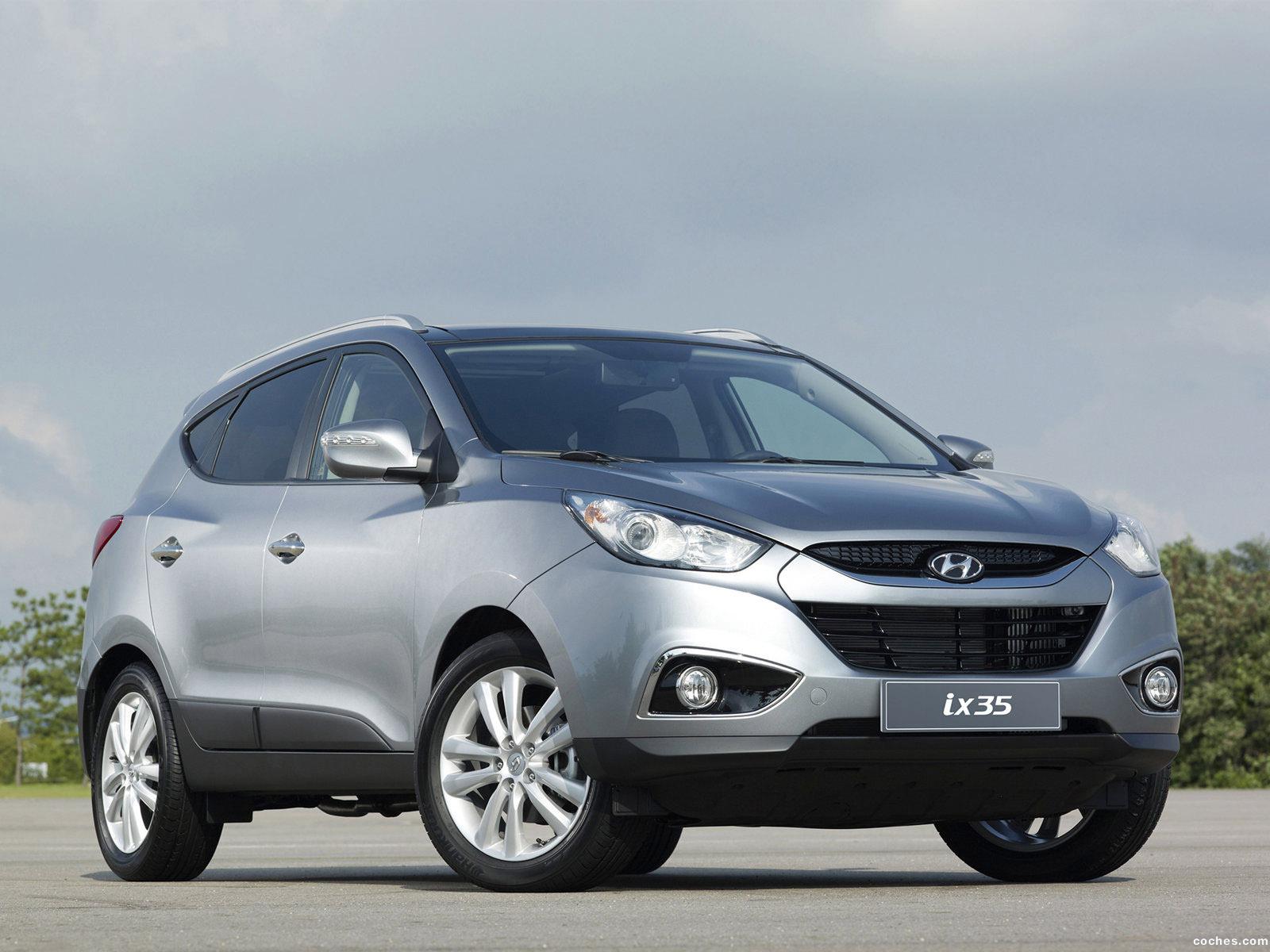Foto 0 de Hyundai ix35 2010