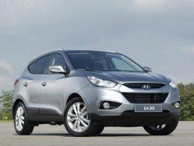 Fotos de Hyundai ix35 (LM) 2010