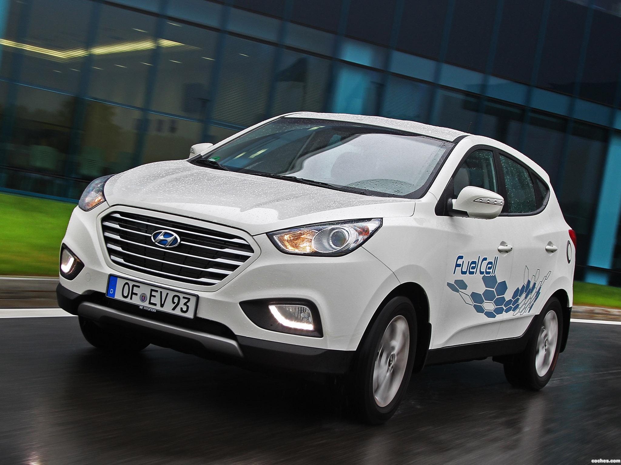 Foto 0 de Hyundai ix35 Fuel Cell 2012