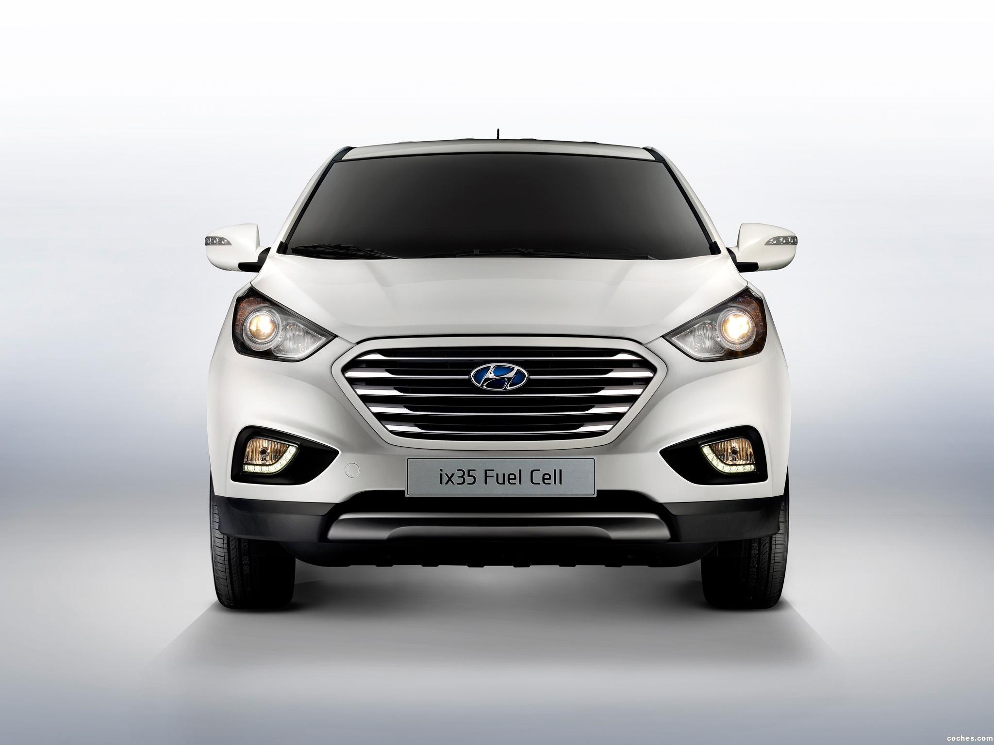 Foto 14 de Hyundai ix35 Fuel Cell 2012