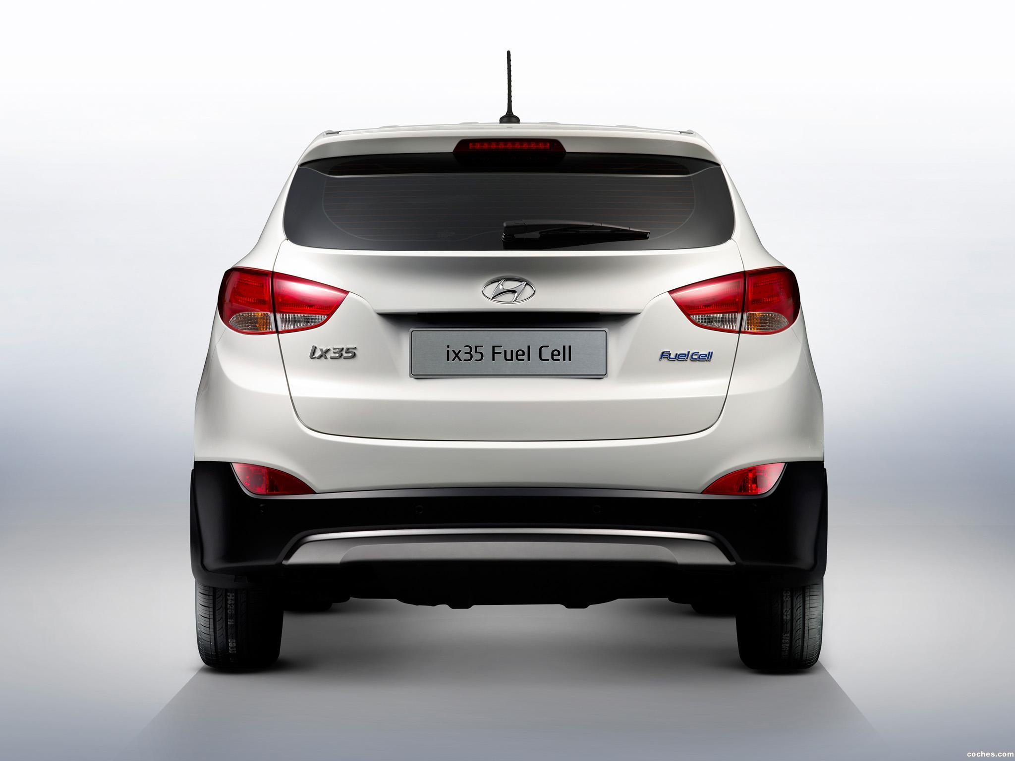 Foto 10 de Hyundai ix35 Fuel Cell 2012