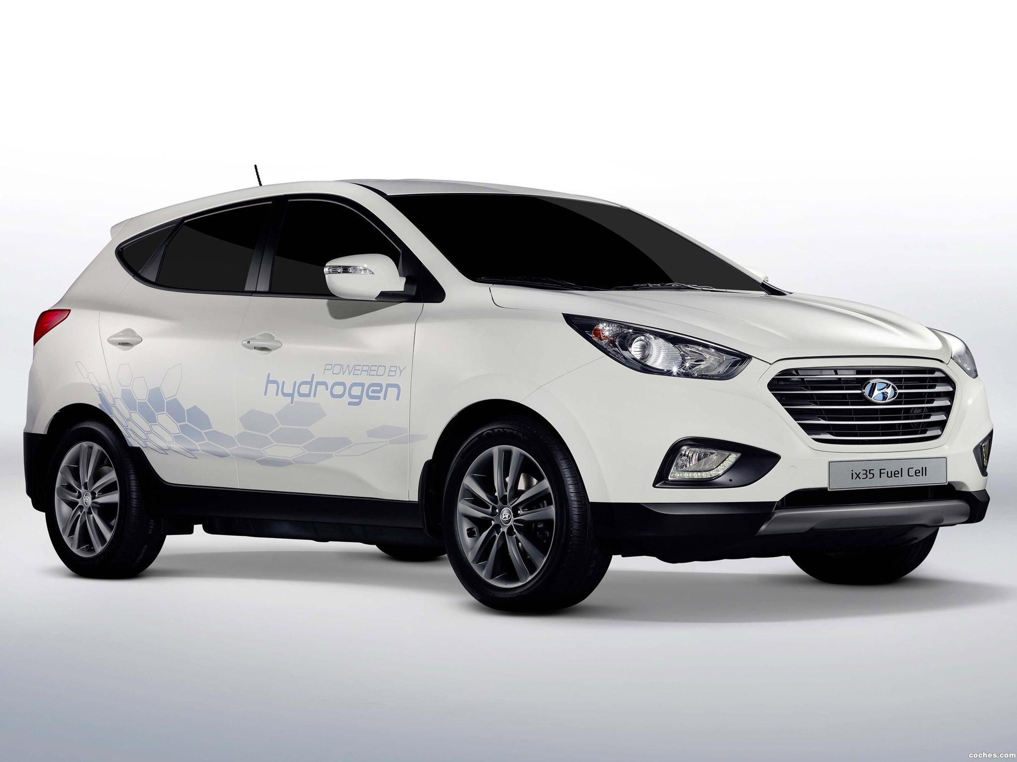 Foto 9 de Hyundai ix35 Fuel Cell 2012