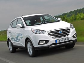 Ver foto 5 de Hyundai ix35 Fuel Cell 2012