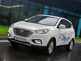 Fotos de Hyundai ix35 Fuel Cell 2012