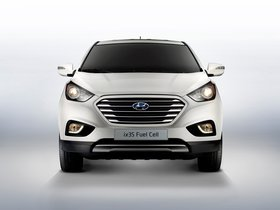 Ver foto 15 de Hyundai ix35 Fuel Cell 2012