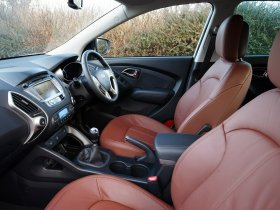 Ver foto 4 de Hyundai ix35 UK 2010