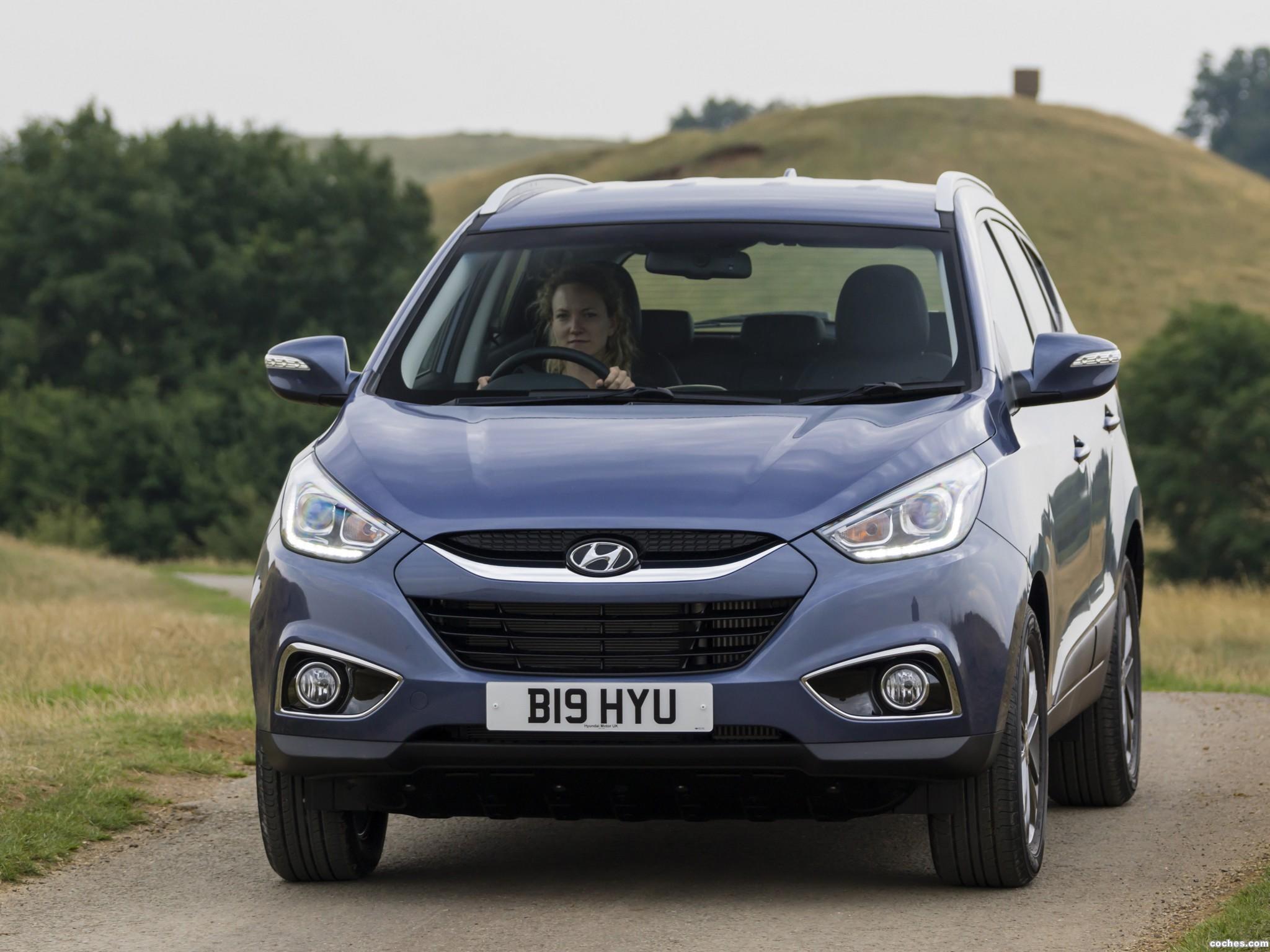 Foto 6 de Hyundai ix35 UK 2013