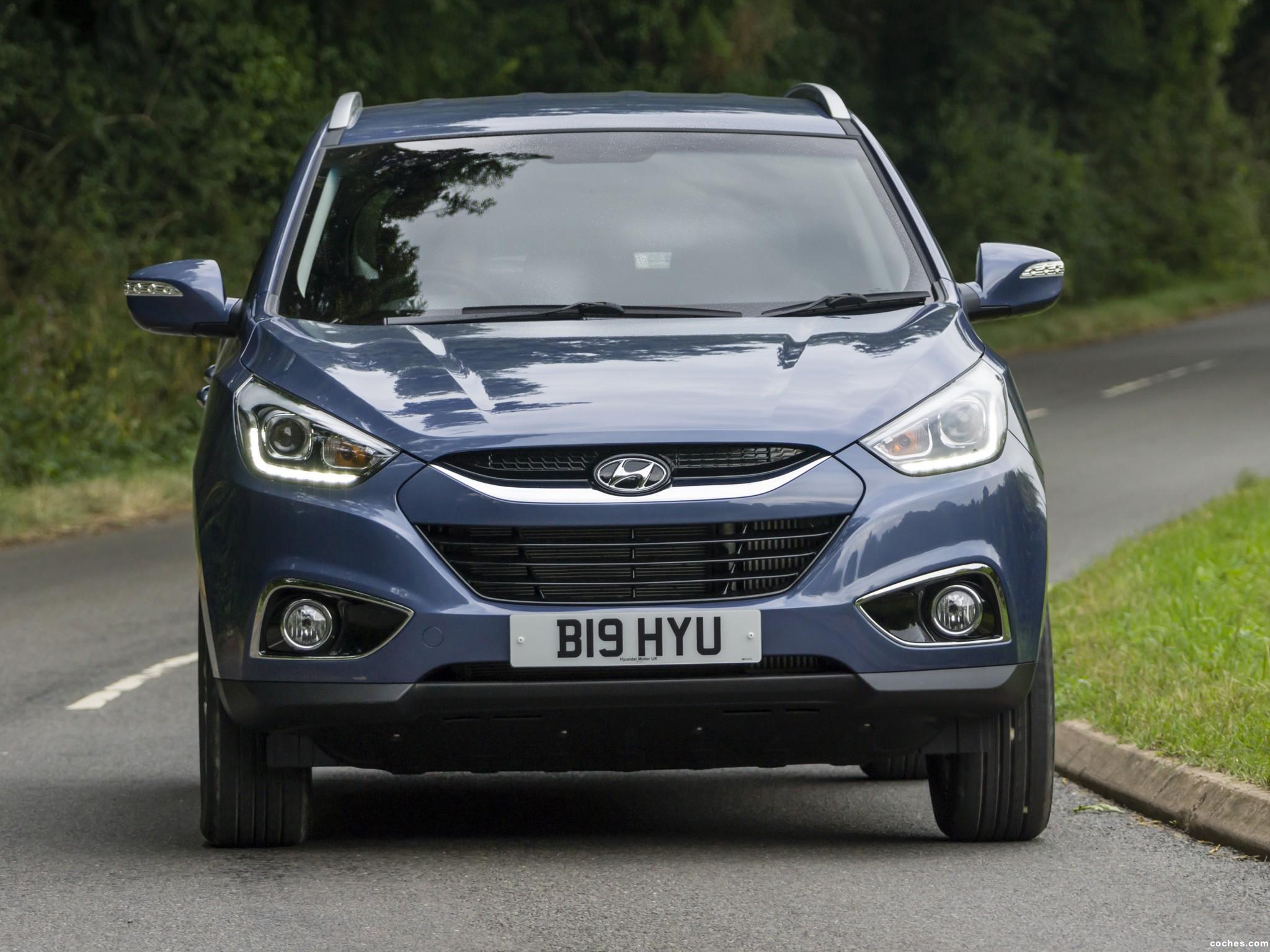 Foto 0 de Hyundai ix35 UK 2013