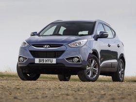 Ver foto 9 de Hyundai ix35 UK 2013